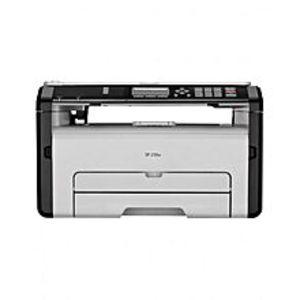 RicohSP210su - Laser Printer - Black & White
