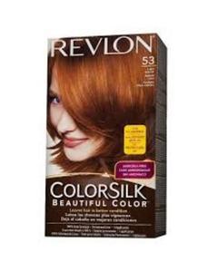 Revlon Color Silk Hair Color 3D Color Technology Light Aubum (53)
