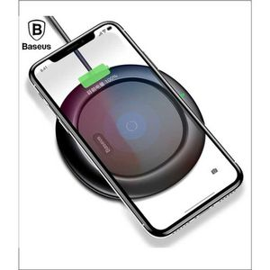 Baseus QI Wireless Charging Charger For iPhone X 8 Samsung Note 8 S8