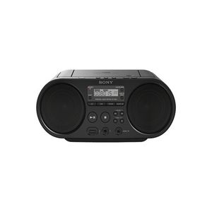CD BOOMBOX with USB playback - ZS-PS50