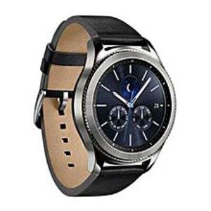 SamsungGear S3 Classic Watch - Silver