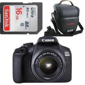 Canon EOS 2000D Kit Combo Offer
