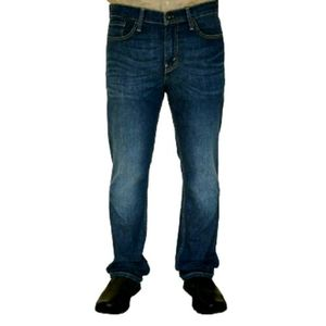 511 Slim Fit Blue Stretch Denim Jeans