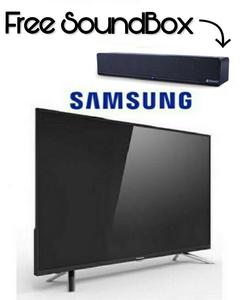 Samsung - Slim UHD Led Tv - 32 Inches - With Free Woofers - 1920X1080