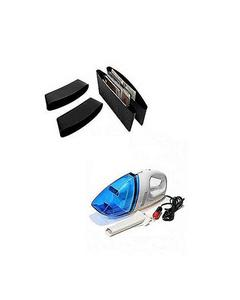 RH Traders Pack Of 2 - Car Vacuum Cleaner & Catch Caddy For Car