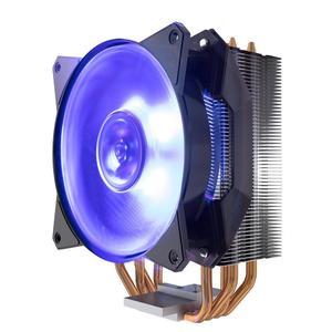 Cooler Master MasterAir MA410P RGB CPU Air Cooler, 4 CDC Heatpipes, 120mm RGB MasterFan