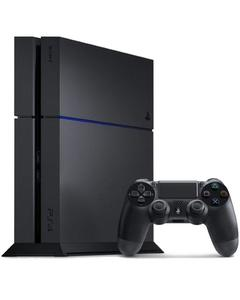 PlayStation 4 - Region 2 - Jet Black