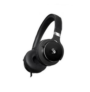 Bloody M550 Dynamic HiFi Over-Ear  with Bass Sound and Noise Cancellation In Black Gaming Headphone