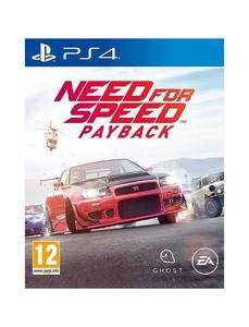 PLAYSTATION 4 - Need For Speed Payback DVD