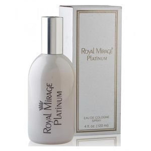 Royal Mirage Platinum Perfume For Men - 120ml