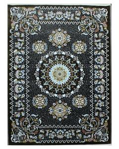 Silky Traditional Rug - Synthetic - 4X6 - Brown