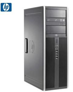 Elite 8200 MicroTower - Intel Core i3 -2120 2nd Gen 3.1GHz, 2GB DDR3, 500GB Hard Drive, Windows 10 Pro 64-Bit, DVD, Display Port