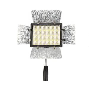 Yongnuo YN-300 III LED Camera Video Light Adjustable Color Temperature 5500k for DSLR  Canon Nikon Olympus Pentax Samsung Sony with IR Remote Phone Operation