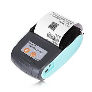 GOOJPRT 58MM Wireless Portable Bluetooth Thermal Receipt Printer Machine For Windows Android iOS