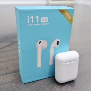 i7s TWS Bluetooth Wireless Headphones Earbuds for iPhone & Android
