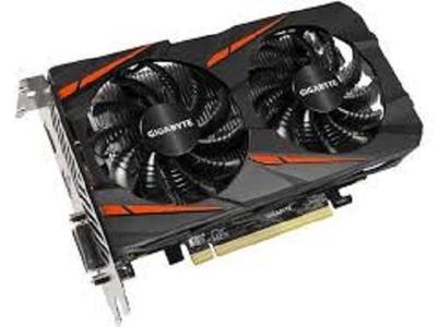 Radeon RX 560 Dual Fan OC Edition 04GB 128Bit Directx 12 GDDR5