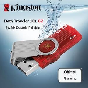 USB Kingston DT101G2 Flash Drive/PenDrives 32GB/64GB/128GB USB 3.0 Plastic/Metal