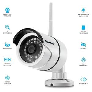 Vimtag B-1 Outdoor Wi-Fi, Video Monitoring, Surveillance Security Camera with 32GB SD Card