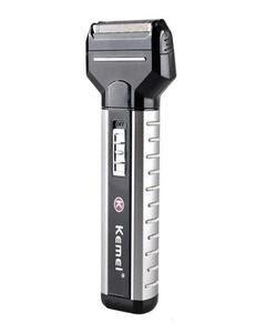 Electric Shaver & Trimmer - Black - KM-1120