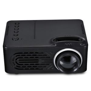 1080P Portable LED Mini Projector Multimedia for Photo Music Movie