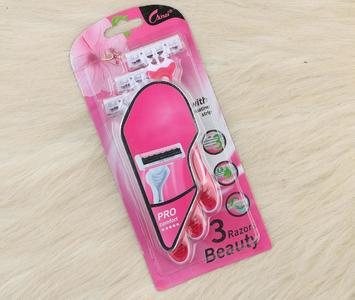 Ladies Razor Premium Quality Pack of 03