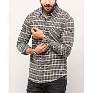 DenizenMulticolor Cotton Pop X L/S Woven Shirt Special Online Price