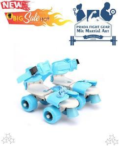 Blue Roller Skates shoes for Kids