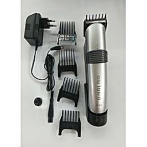 Hot Deals Offer Dingling Trimmer Electric Clipper Rechargeable Hair Shaver Razor - Rf-609