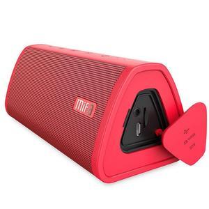 Poplikdfr Redcolourful Mini Bluetooth Speaker Portable Wireless Loud Speaker Sound System Stereo Waterproof Outdoor Speaker