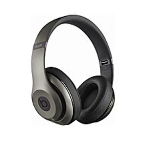 Beats Studio Wireless Over?Ear Headphones - Titanium