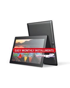 Lenovo Original, 10-Inch Android Tablet, Qualcomm Snapdragon 210 Quad-Core 1.3 GHz Processor, 1GB RAM, 16 GB Storage, Slate Black - Lenovo TB-X103F