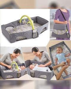 Portable Fold-able Baby Travel Cot – Sleeping Bed