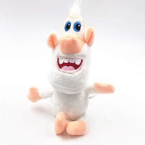 White Soft Stuffed Toy Booba