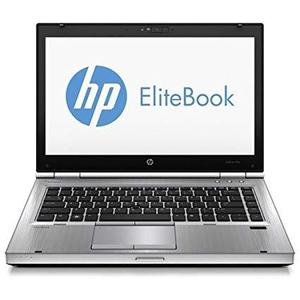 HP EliteBook 8470p - 14  - Core i7 3520M - Windows 10 Pro 64-bit - 4 GB RAM - 320 GB HDD - 1 GB Dedicated AMD Radeon HD 7570M Graphics - Refurbished