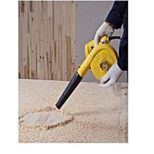 BUDEALS Home Electric Aspirator Dust Blower with Dust Bag -