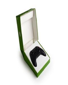 Microsoft Xbox One S Wireless Controller - Black