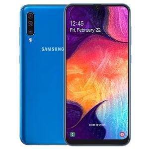 "Samsung Galaxy A50 Mobile Phone - 6.4"" FHD Display - 4GB RAM -  128GB ROM - Face Unlock"