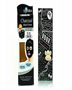 Pack of 2 - Peel Off Charcoal Mask 130g With Voox DD Cream Foundation 100g