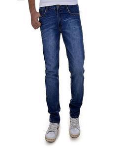 Mens Fit Blue Jeans