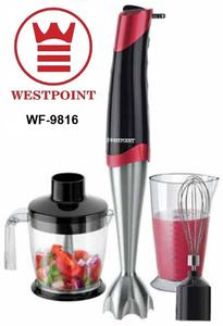 Westpoint Hand Blender,Chopper and Egg Beater WF-9816