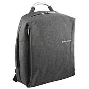"Pierre Cardin P2623 - Original - Grey - Laptop Backpack - Size 14 & 15.6"" Laptop"