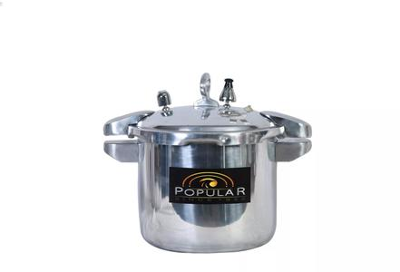 Popular Group Pressure Cooker With Silver Handle