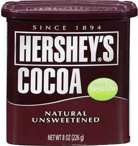 HERSHEY S COCOA POWDER 226GM IMPORTED