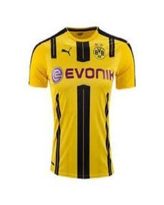 Football Kit Dortmund Yellow