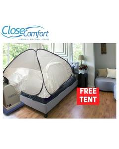 Close Comfort PC8 - Portable Air Conditioner - Free White Pyramid Tent""""