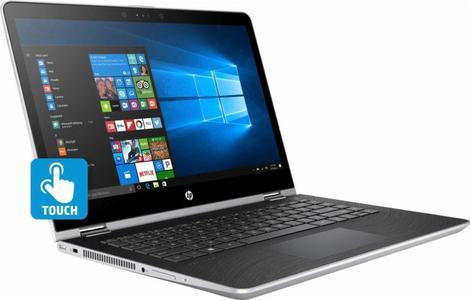 "HP Pavilion 14M-CD0001DX Laptop 8th Gen Core i3, 8GB, 500GB, 14"" Touch X360, Windows 10, Silver, Open-Box"