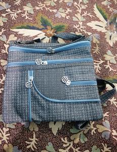 Fancy Shoulder Bag Grey Color - 5 Pockets - Purse - Hand Bag - Hanging Bag - Ladies Clutch, Ladies Purse, Fancy Clutch, Fancy Bag, For Girls, Hand Clutch, Hand Purse, Ladies Handbag, clutches, fancy handbag, handbag for girls, fancy hand bag, bags