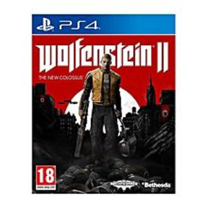 Bethesda Softworks Wolfenstein II: The New Colossus - PS4 by Bethesda