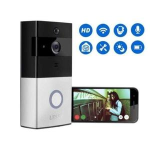 Wireless Video Door Phone HD PIR WIFI Doorbell Intercom 720P IP Camera