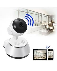 V380 - Wifi Camera with 360 Rotation - White